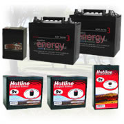 Electric Fence Energiser Batteries