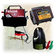 Electric Fence Energisers - Battery