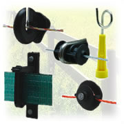 Electric Fencing Insulators