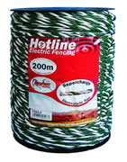 Green 5mm Rope 200m - P51G-2